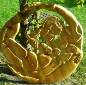 Circle of life: liefde en geboorte